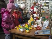 Детский праздник Пасха 2015